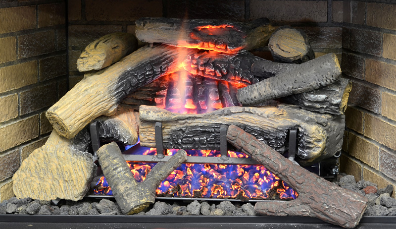 Replacement Parts For Gas Fireplace Part - 30: GAS PARTS